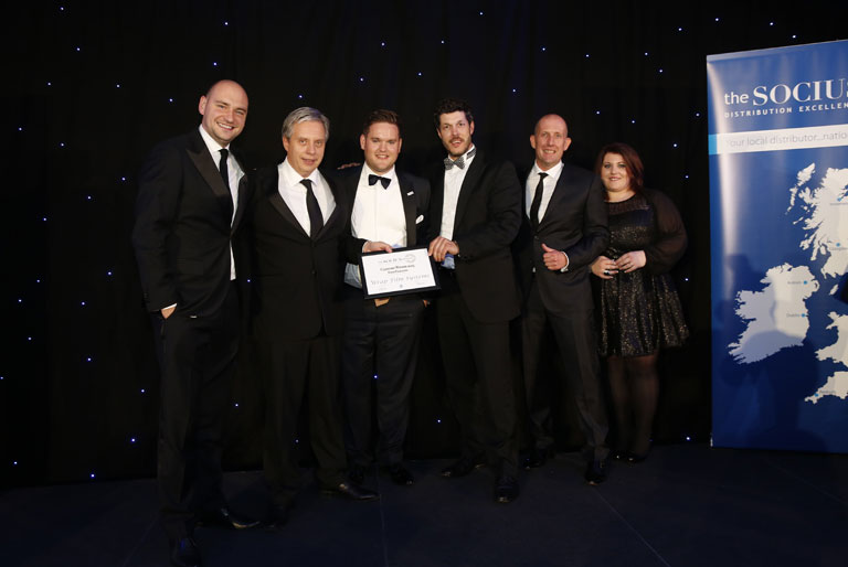 Cling Film Holder - Wrap Film Systems win Food Packaging Award