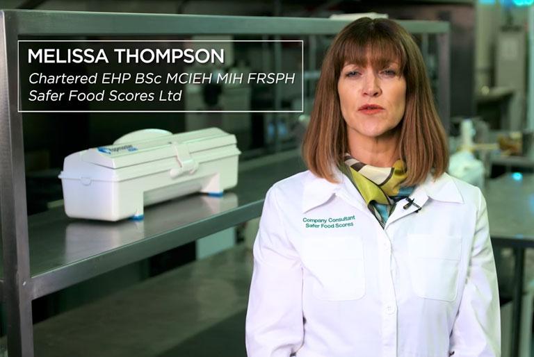 Emballage alimentaire - Approbation de Wrapmaster par Safer Food Scores
