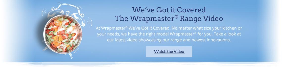The Wrapmaster Range Video
