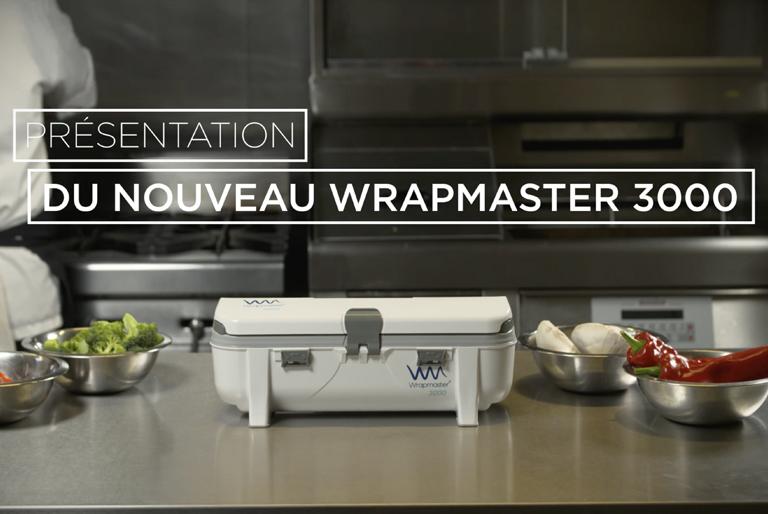 Présentation du nouveau Wrapmaster® 3000