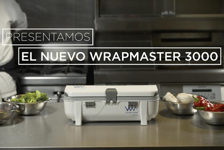 Presentamos el Nuevo Wrapmaster® 3000
