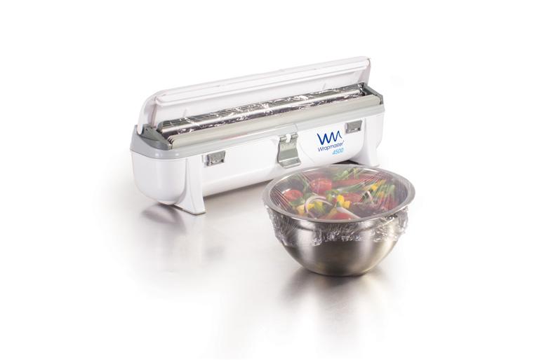 Image of Wrapmaster 4500 & salad bowl